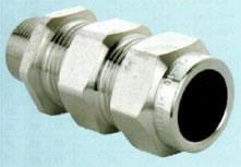 Взрывозащищенные хромированные кабельные вводы PBD.