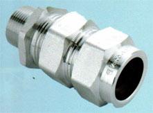 Взрывозащищенные алюминиевые кабельные вводы PAP-AI.